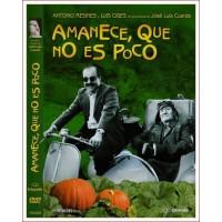 AMANECE QUE NO ES POCO DVD 1989 Dirigida por José Luis Cuerda