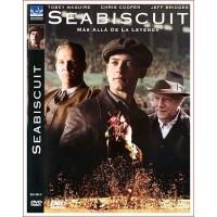 SEABISCUIT DVD 2003 TOBEY MAGUIRE, JEFF BRIDGES