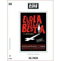 EL DIA DE LA BESTIA Cine Español dvd 1995 Dirección Álex de la Iglesia