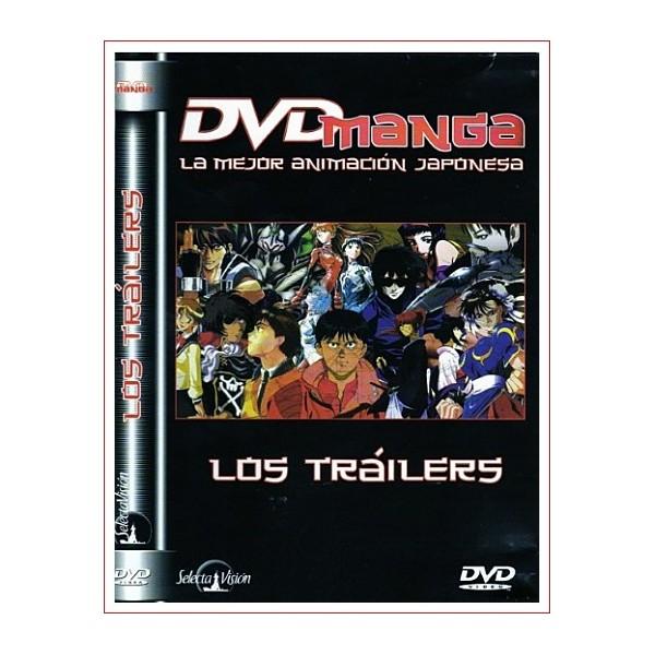 DVD MANGA LOS TRÁILERS