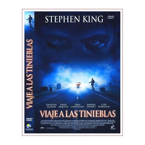 VIAJE A LAS TINIEBLAS Suspense DVD 2004 Dirección Mick Garris