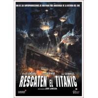 RESCATEN EL TITANIC Suspense DVD 1980