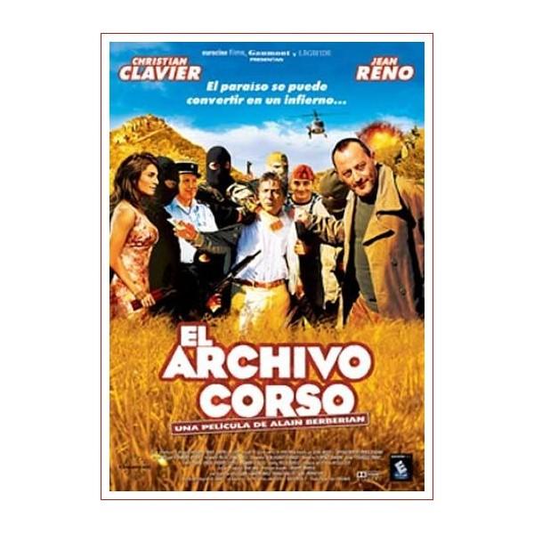 EL ARCHIVO CORSO DVD Comedia 2008 Dirección Alain Berberian