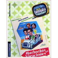 MUCHACHAS DE VACACIONES Dvd 1958 Director José María Elorrieta