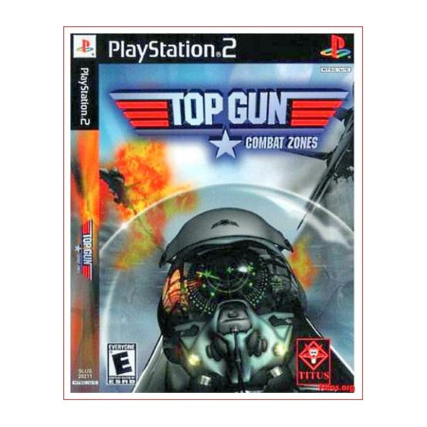 TOP GUN PS2 2001