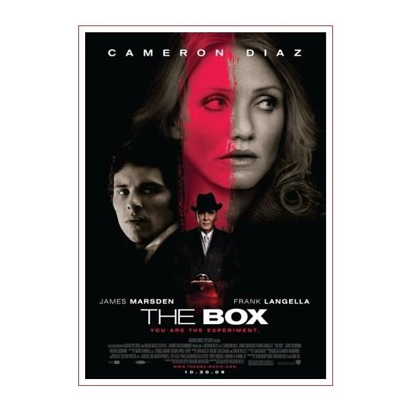 THE BOX Estuche Slim dvd Drama 2009 Dirección Richard Kelly