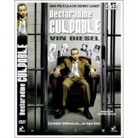 DECLARADME CULPABLE DVD Comedia 2006 Dirección Sidney Lumet