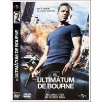 EL ULTIMATUM DE BOURNE Dvd Acción 2007 Dirección Paul Greengrass