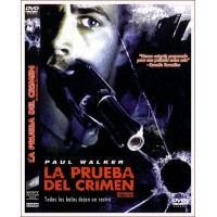 LA PRUEBA DEL CRIMEN Dvd 2006 acción y suspense Dirección Wayne Kramer