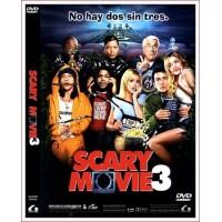 SCARY MOVIE 3 DVD Comedia 2003 Dirección David Zucker