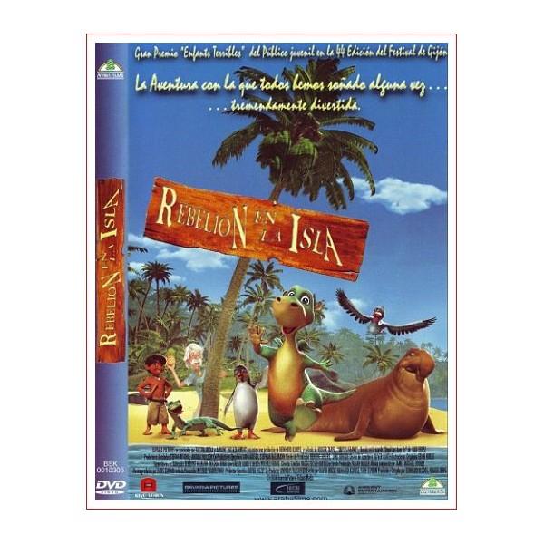 REBELION EN LA ISLA DVD 2006 Infantil Dirección Reinhard Klooss