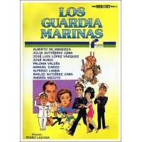 LOS GUARDIAMARINAS DVD 1967 Ejército, Escuela Naval