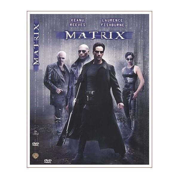 MATRIX Dvd Ficción 1999