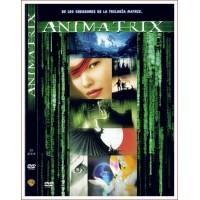 ANIMATRIX DVD Animación 2003 Música Don Davis, Rupert Parkes