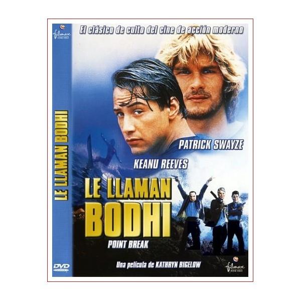 LE LLAMAN BODHI DVD 1991 Robos y Atracos, Crimen y Surf