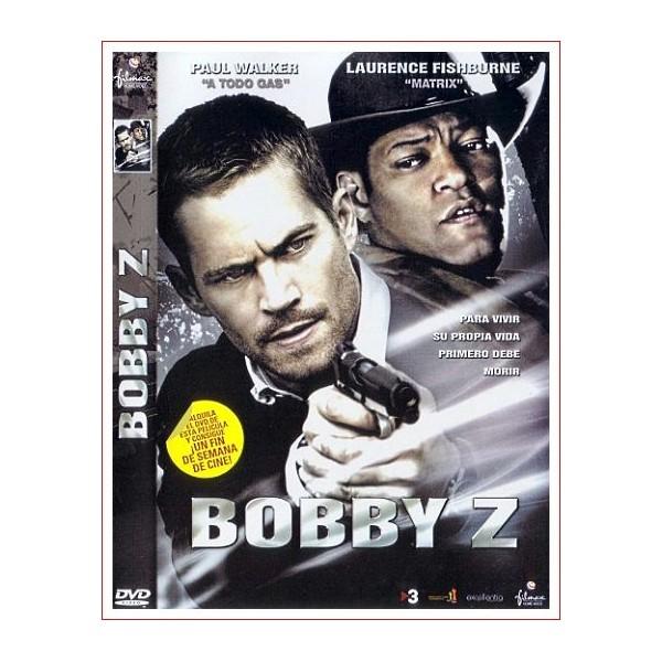 BOBBY Z DVD Acción 2007 Dirección John Herzfeld