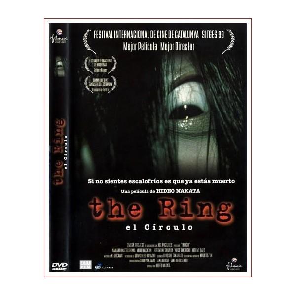 THE RING (EL CIRCULO) Dvd Suspense 1998