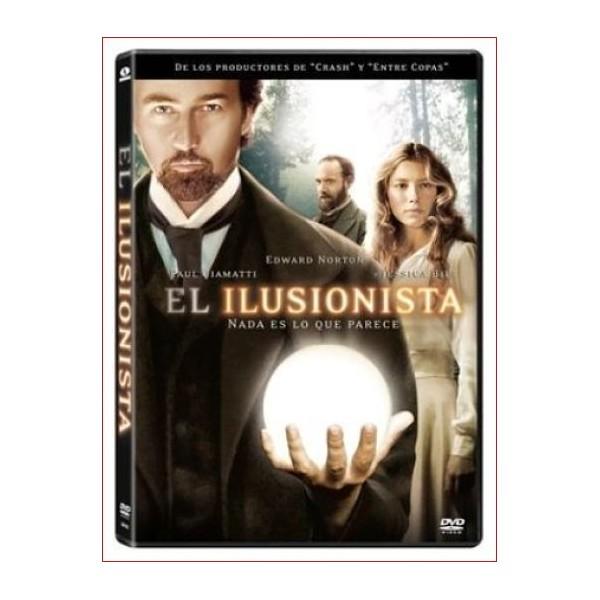 EL ILUSIONISTA DVD DRAMA 2006 Dirección Neil Burger