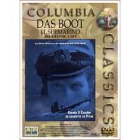 DAS BOOT (EL SUBMARINO) DVD 1981