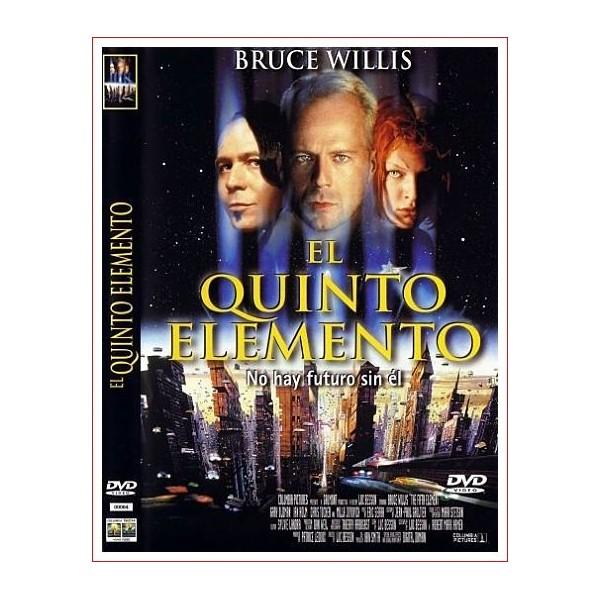 EL QUINTO ELEMENTO FICCIÓN [DVD 1997] Dirigida por Luc Besson