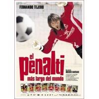 EL PENALTI MAS LARGO DEL MUNDO DVD 2005 Dirección Roberto Santiago