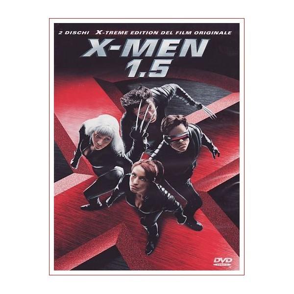 X-MEN 1.5 2 DISCOS 2000 Ficción Dvd Dirigida por Bryan Singer