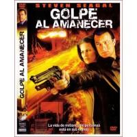 GOLPE AL AMANECER Dvd 2005 Acción Dirección Alexander Gruszynski