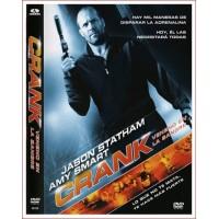 CRANK Dvd Acción 2006 Dirección Mark Neveldine, Brian Taylor