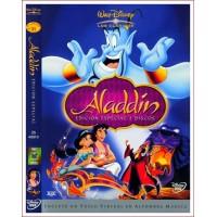ALADDIN 1992 dvd Infantil de animación