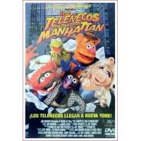 LOS TELEÑECOS CONQUISTAN MANHATTAN DVD 1984 Dirigida por Frank Oz