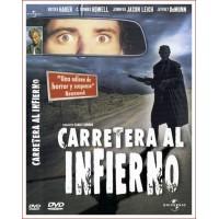 CARRETERA AL INFIERNO Dvd Suspense 1986 Dirección Robert Harmon