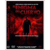 EL ENIGMA DEL CUERVO dvd suspense 2012 Dirección James McTeigue
