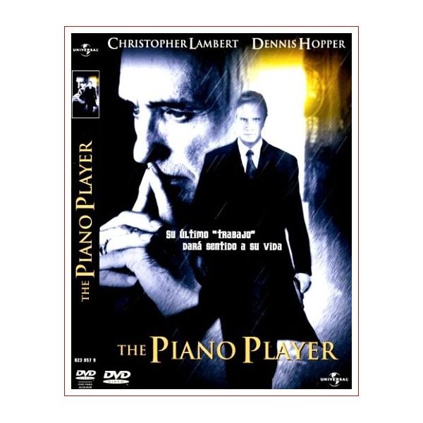 THE PIANO PLAYER (EL PIANISTA) dvd 2002 Drama Dir. Jean-Pierre Roux