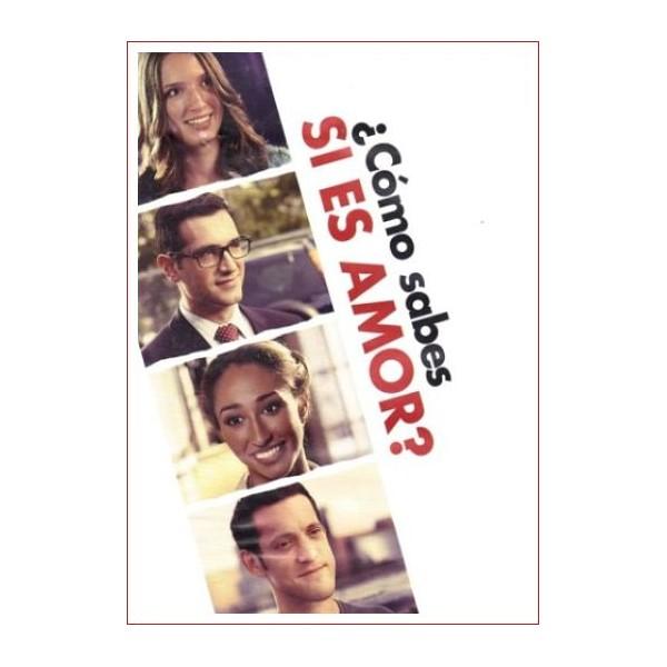 ¿COMO SABES SI ES AMOR? DVD 2015