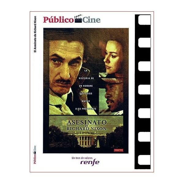 EL ASESINATO DE RICHARD NIXON Estuche Slim dvd 2005 Dir. Niels Mueller
