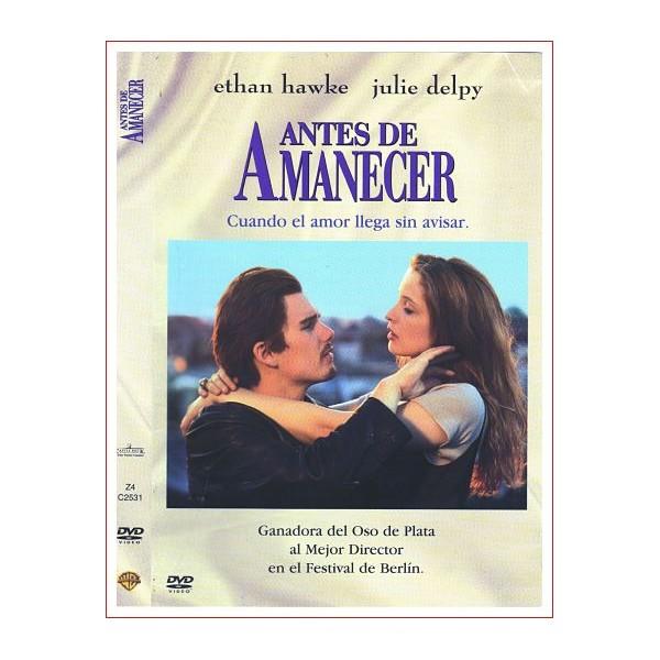 ANTES DE AMANECER