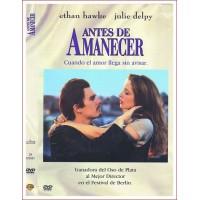 ANTES DE AMANECER 1995 DVD Drama romántico 101 min. Dir. Richard Linklater