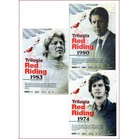 PACK TRILOGIA RED RIDING (COMPRAR DVD) Drama Serie Tv