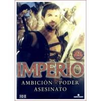 IMPERIO 2 DISCOS DVD 2005 Dir. por Greg Yaitanes, John Gray