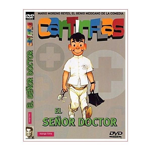CANTINFLAS EL SEÑOR DOCTOR (DVD)[1965] Dirigida por Miguel M. Delgado