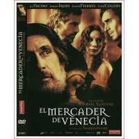 EL MERCADER DE VENECIA DVD 2004 Dirección Michael Radford