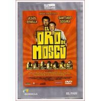 EL ORO DE MOSCU Estuche Slim dvd 2003 Dirección Jesús Bonilla
