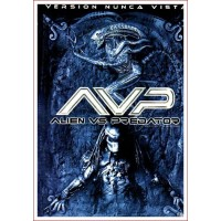ALIEN VS PREDATOR (VERSIÓN NUNCA VISTA) DVD 2004 Ficción