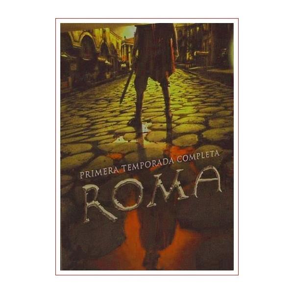 ROMA TEMPORADA UNO COMPLETA 5 DVD