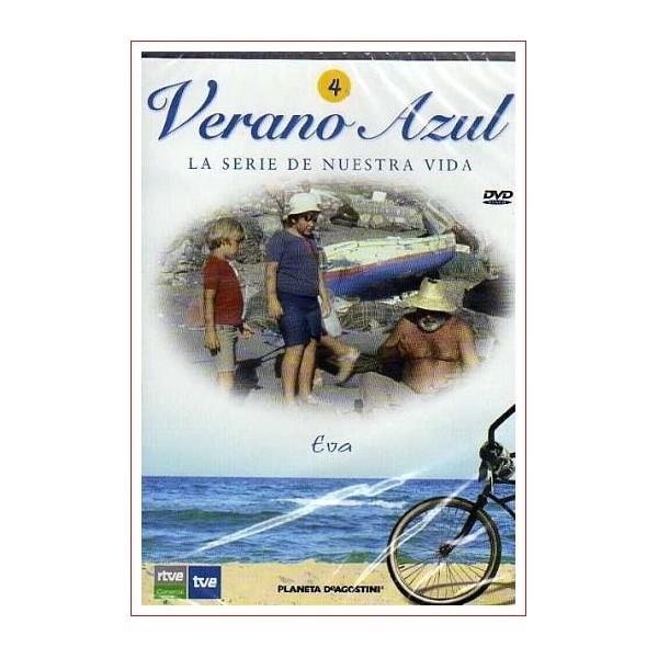 VERANO AZUL (DISCO 4 EVA) Dvd 1981 Dirigida por Antonio Mercero