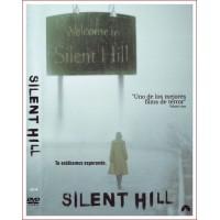 SILENT HILL Suspense dvd 2006 Dirección Christophe Gans