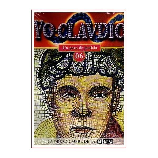 YO CLAUDIO 06 UN POCO DE JUSTICIA Dvd 1976