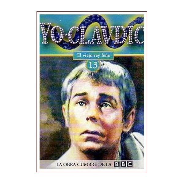 YO CLAUDIO 13 EL VIEJO REY LEÑO Dvd 1976