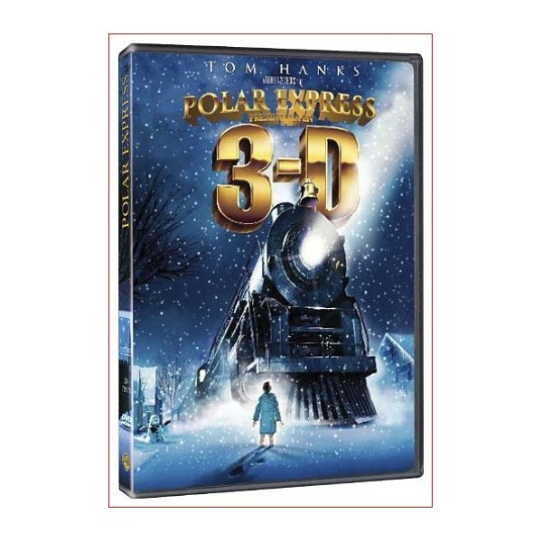 POLAR EXPRESS 3D BLU RAY 2004 Director Robert Zemeckis