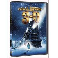 POLAR EXPRESS 3D BLU RAY 2004 Director Robert Zemeckis